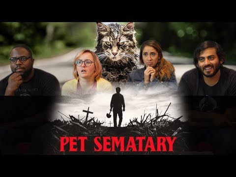 Pet Sematary Official Trailer - Group Reaction