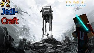 D.M.S Jedi Craft Босс штурмовик мобы