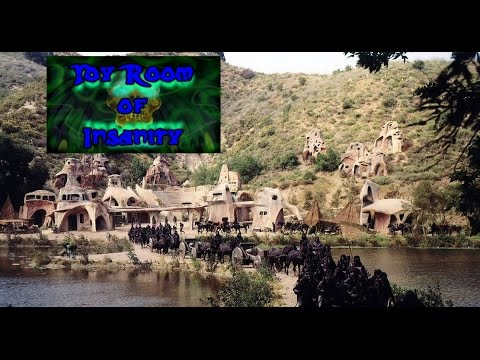 """Toy Room of Insanity---""""Return to the Planet of the Apes"""" Filming Locations"""