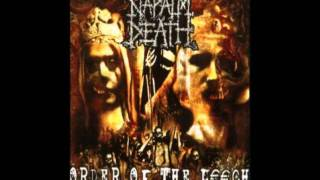 Napalm Death - Blows To The Body