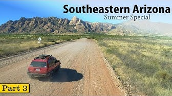 Southeastern AZ Special [Part 3] -- Bisbee to Cochise Stronghold