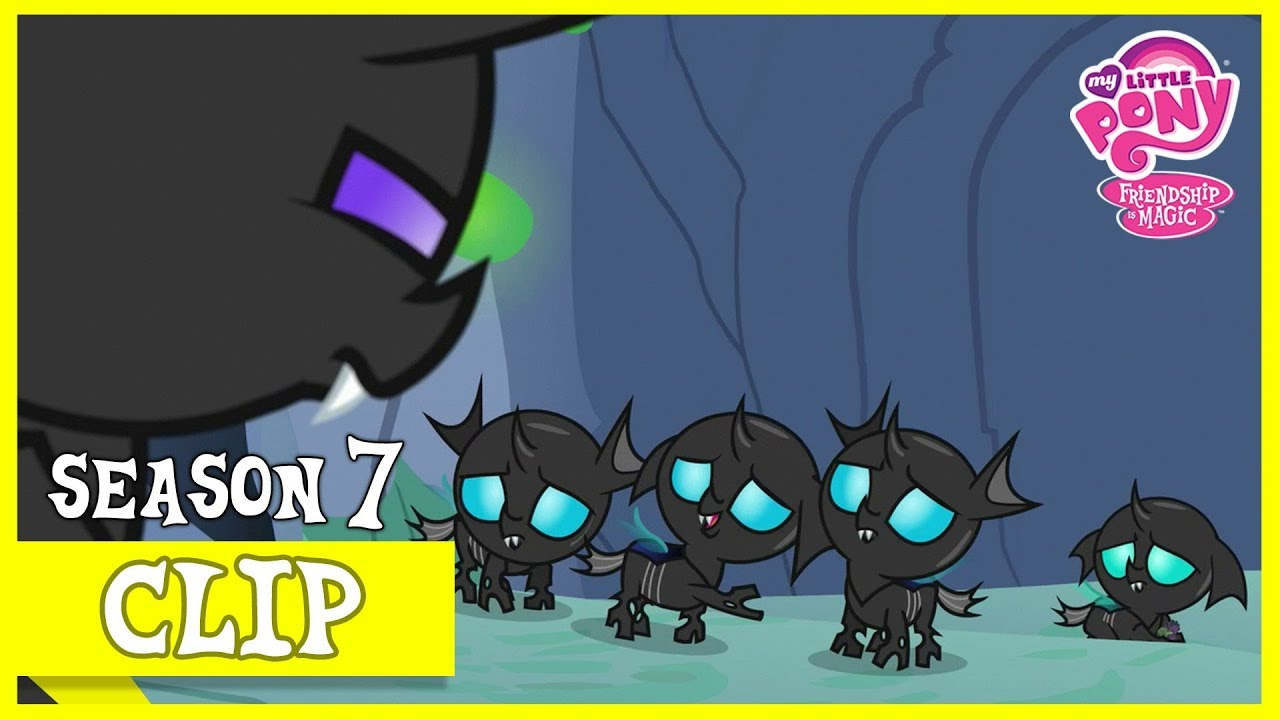 Download Pharynx Sticks Up for Thorax (To Change a Changeling)   MLP: FiM [HD]