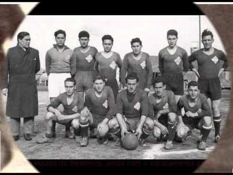Besteiros Futebol Clube - Um clube com História