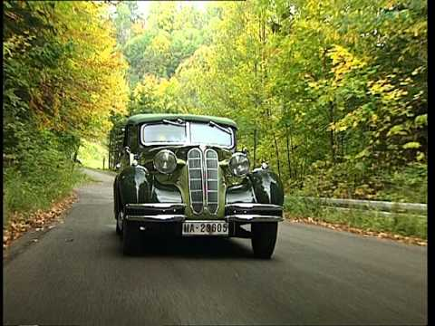 1936 -- 1941 BMW 326 Cabrio - YouTube
