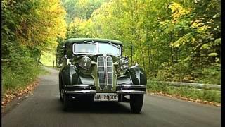 1936 -- 1941 BMW 326 Cabrio