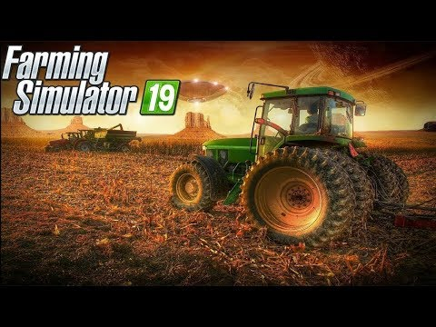 +18 Farming Simulator 2019 бухалово , мой колхоз