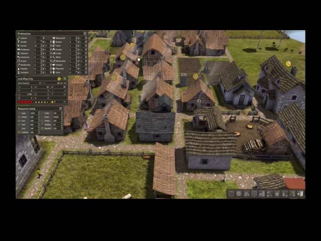 Let's Play Banished | Endlich gibt es Holz | Folge #025