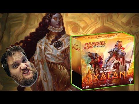 Official Rivals Of Ixalan Bundle  Opening! I #MTGRIX