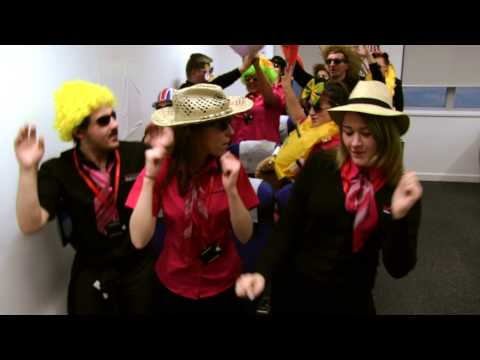 Walsall College Children in Need 2013 Summer Holiday to Ibiza by Travel & Tourism Students