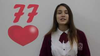 Признание в любви77 гимназия