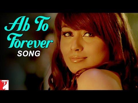 Ab To Forever Song | Ta Ra Rum Pum | Saif Ali Khan | Rani Mukerji | KK | Shreya | Vishal