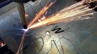 Torchmate 2x4 Cutting Gate Insert -- Sun
