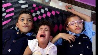اقوي مقلب ملكه وعبدالله ترضت ماما من البيت شوفو رد فعلهم اي!!