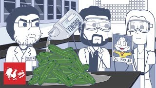 The Pickling Problem - Rooster Teeth Animated Adventures