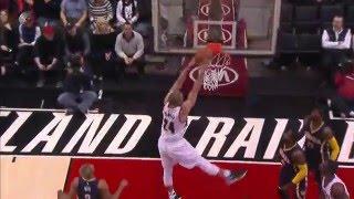 فيديو: اجمل 10 كرات في دوري السلة الامريكي الجمعة