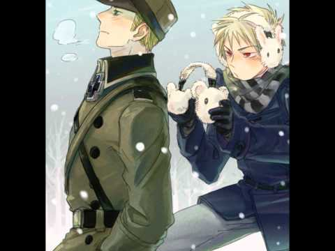 Einsamkeit - Germany and Prussia Duet w/ Romaji and English Lyrics