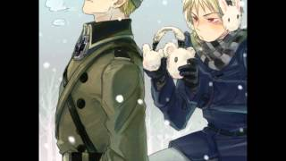 Repeat youtube video Einsamkeit - Germany and Prussia Duet w/ Romaji and English Lyrics