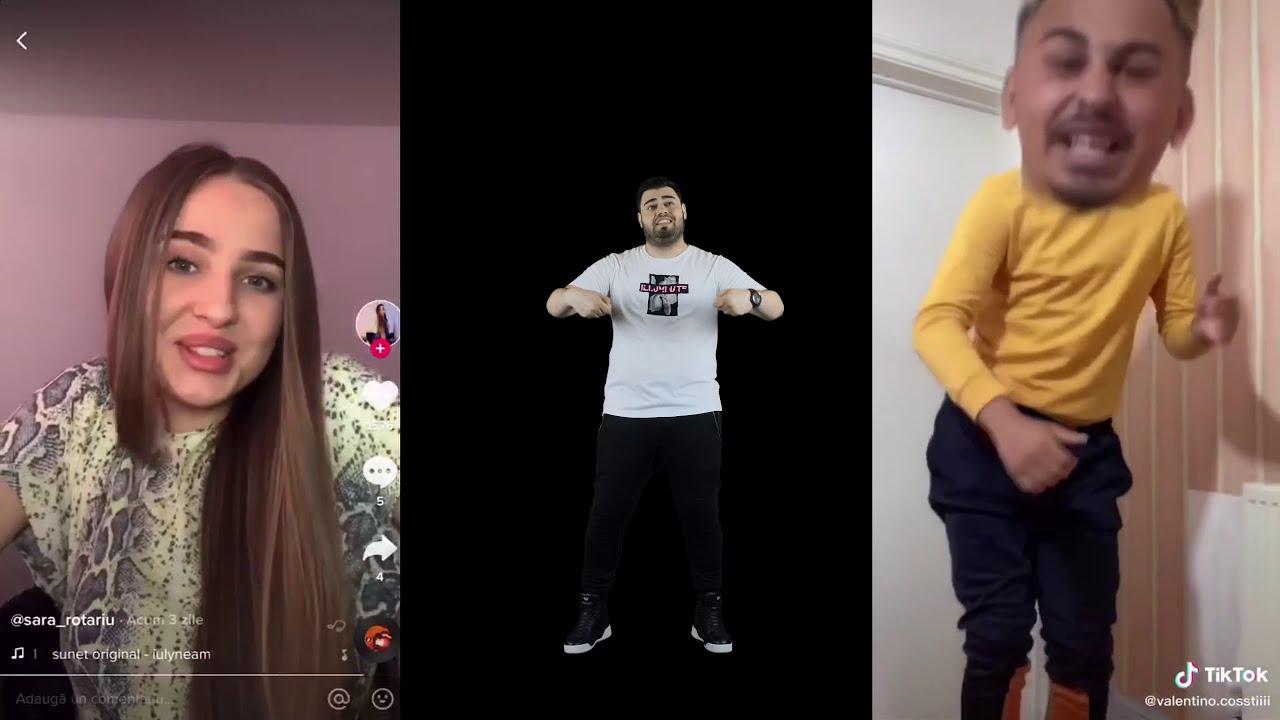 Iuly Neamtu - TIKTOK Mama mea e florareasa ( Video Oficial ) 2020  █▬█ █ ▀█▀