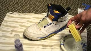 How to: Use Jason Markk Premium Shoe Cleaner