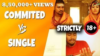 Strictly 18 + | Committed Vs Single | Valentines Day Special | Sillakki Dumma