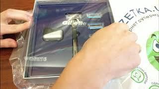 Обзор Gillette Fusion5 ProShield Chill из Rozetka