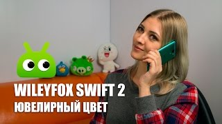 Обзор Wileyfox Swift 2