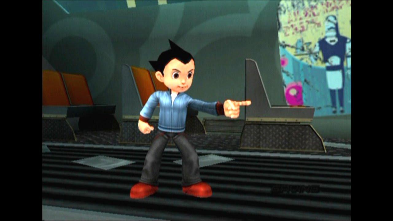 Astro Boy The Video Game - E3 2009 Trailer - YouTube