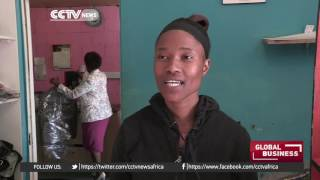 South African entrepreneur's laundry business takes off
