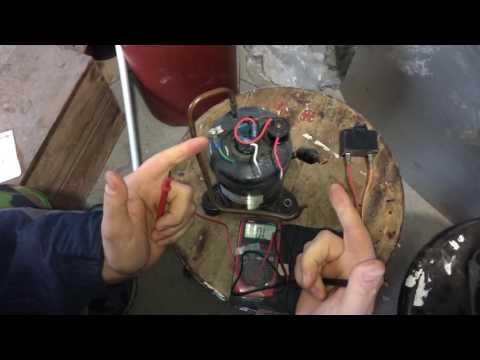 Как подключить компрессор кондиционера