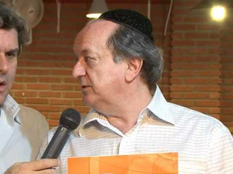 LE HAIM Farbrenguen do Rabino David Azulay 3ª part...