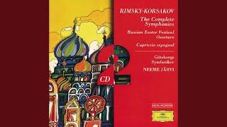 Rimsky-Korsakov: Capriccio Espagnol, Op.34 - 5. Fandango asturiano