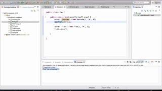 Java - OOP Basics - 5/5 (Abstract Classes)