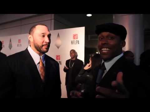 NFLPA PULSE Awards: Charlie Batch on the Red Carpet