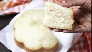 No Oven Cake   Eggless Vanilla Sponge Cake Without Oven   Eggless  Moist Cake   PotLuck