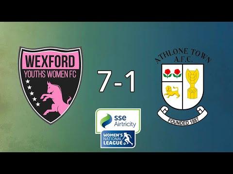WNL GOALS GW22: Wexford Youths 7-1 Athlone Town