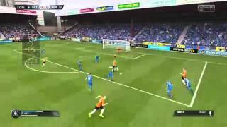 Fifa 15 Be A Pro: Luton Town VS AFC Wimbledon - 1 / 2