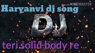 Teri Solid Body Re -fully Hard Dance Mix-DJ-SHARMA JI DJ SOUND