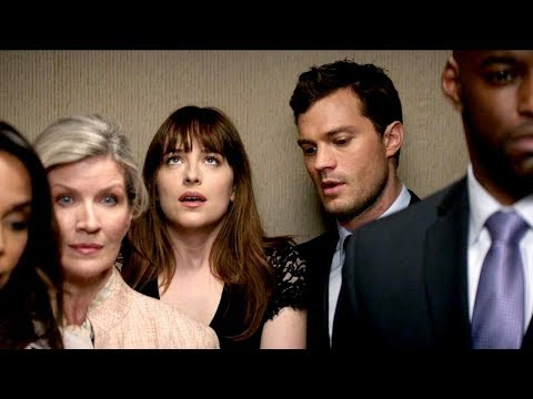 'Fifty Shades Darker' Sneak Peek: Christian and Ana Heat Things Up in an Elevator thumbnail