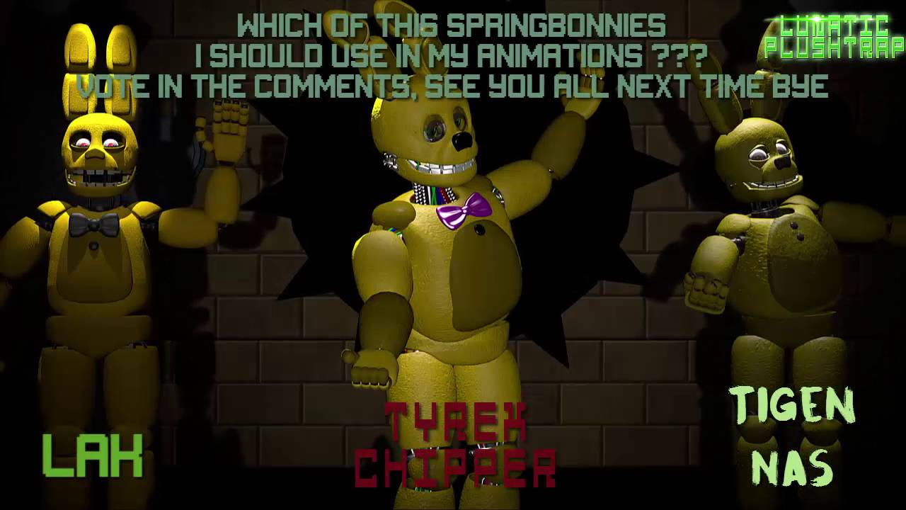Fredbears family diner demo play now - Closed Tigen For Fnaf 3 And Tyrex For Fredbear S Family Diner Read Desc