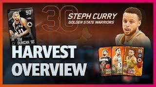Harvest Program Overview - Including All Player Stats - NBA LIVE Mobile- NBA LIVE Mobile