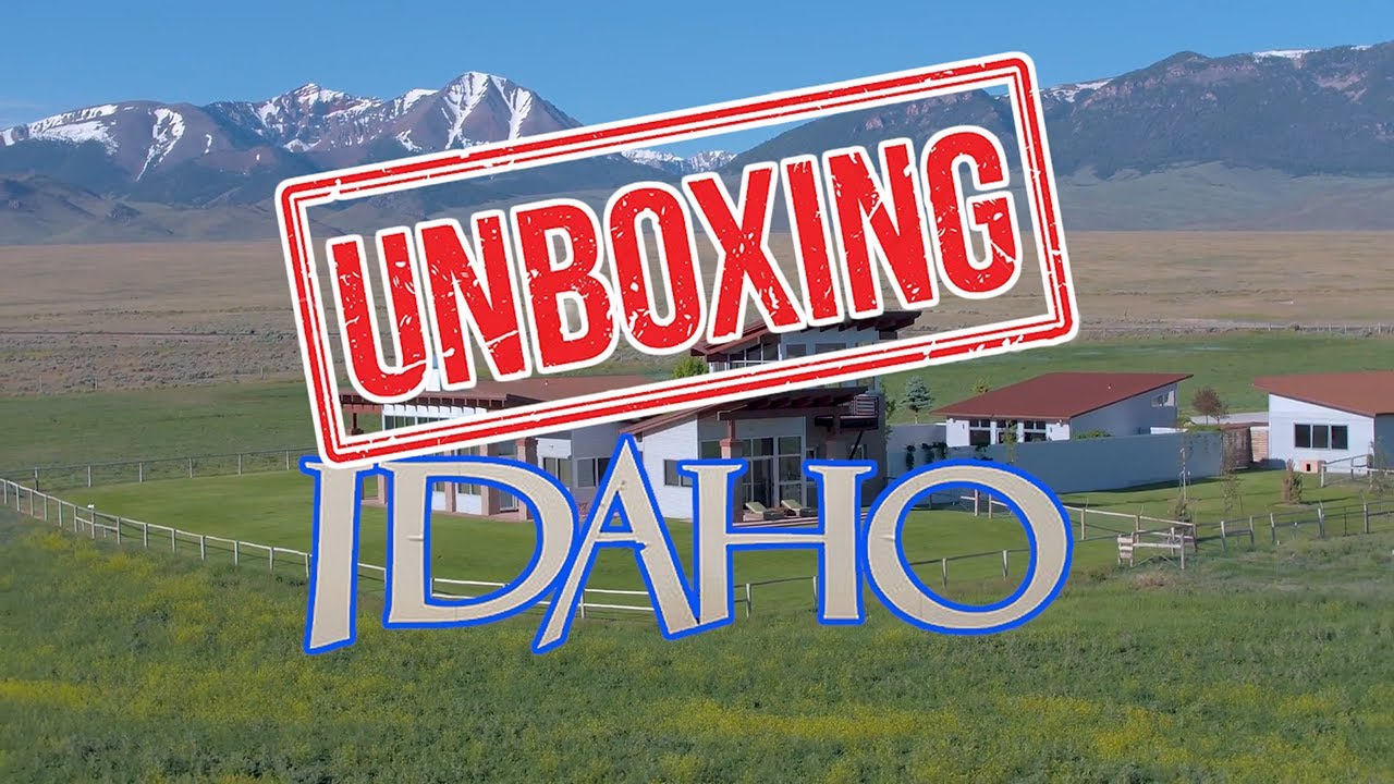 Download UNBOXING IDAHO: What It's Like Living in IDAHO