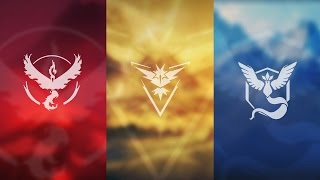 КАКУЮ КОМАНДУ ВЫБРАТЬ В POKEMON GO? Mystic VS Valor