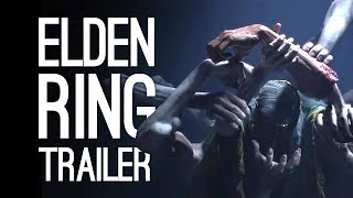 Elden Ring  George R R Martin Game Reveal  from E3 2019