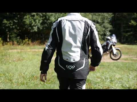 Cross AirPrésentation Et Pantalon Ixon Veste PkOZuTwXi