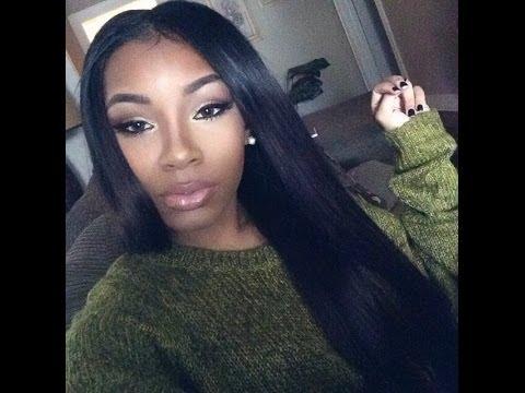 Thanksgiving make up Holiday tutorial AaliyahJay  YouTube - Chola Hairstyles