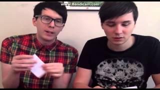 Dan and Phil crafts - Sandstorm
