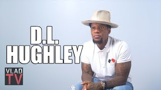 DL Hughley on Joining the Bloods as a Kid, Leaving After His Cousin Got Killed (Part 1)