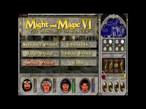 Memory Crystal Beta Is Ours in Might & Magic VI Part 75