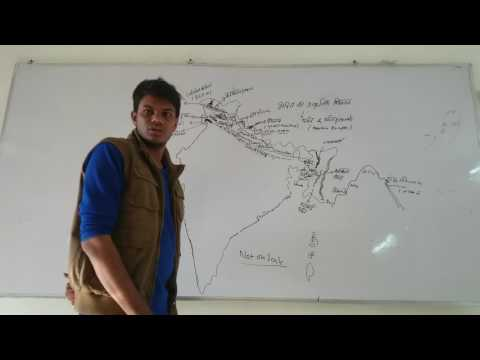 IAS/UPSC/PCS- Indian Geography-Mountains range of India by Rahul Yadav sir(Delhi Univ.alumni)