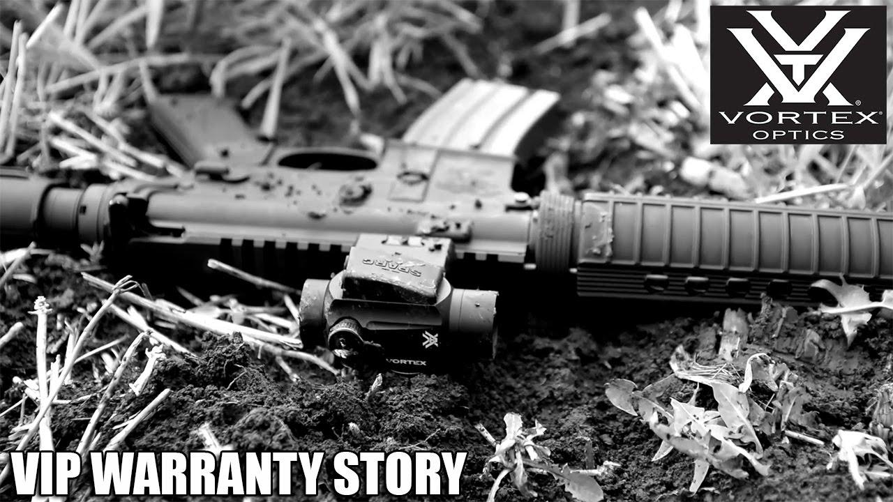 Vortex Optics | VIP Warranty Story - Tactiholics™ - YouTube